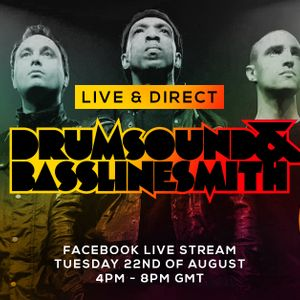 Drumsound & Bassline Smith - Live & Direct 1 Year Special