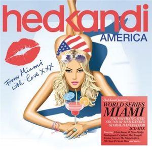 Hed Kandi World Series: Miami - America (2011)