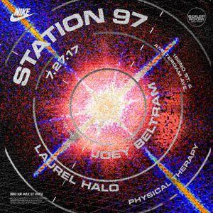 "Joey Beltram at ""Nike x Boiler Room : Station 97"" (New York - USA) - 27 July 2017"