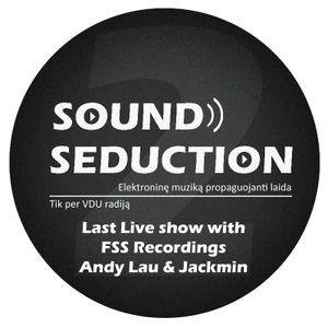Sound Seduction (Laida #50) su Andy Lau a.k.a. L8M8 & Jackmin