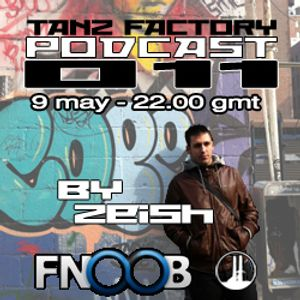 Tanz Factory podcast 011 - Zeish