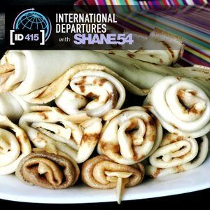 Shane 54 - International Departures 415