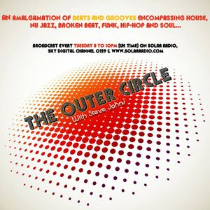 """Steve Johns - """"The Outer Circle"""" Solar Radio show - Tues 22nd July.."""