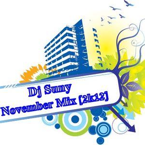 Dj Suny-NovembeMix [2k12]