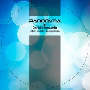 Panorama 002 - Compiled by Tamas Jambor