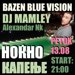Alexandar Nk - BlueVision 12.08.2010 MIX