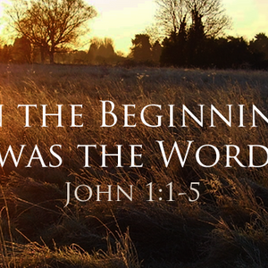 In the Beginning was the Word - Audio