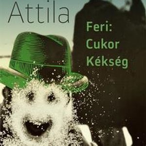 Beszélgetés Hazai Attila Feri: Cukor Kékség című regényéről, ELTE Média