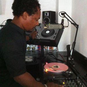 Derrick May - 27th July 2012