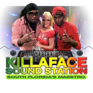 LISTEN LIVE AUDIO WITH KILLAFACE SOUND @ FIRE SUNDAYS PART 1 @ PORT CHARLOTTE
