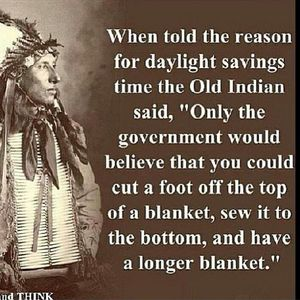 Ray Appleton - 06.16.16 - Should we do away with day-light savings time?