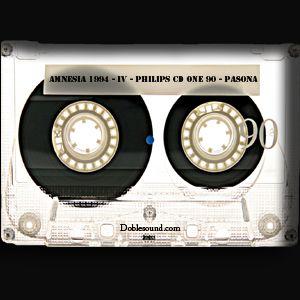 Amnesia 1994 - IV - Philips CD one 90 - Pasona
