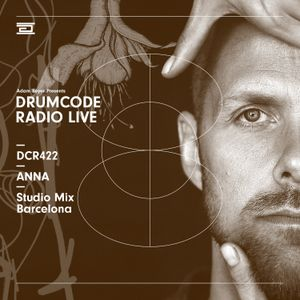 DCR422 - Drumcode Radio Live - ANNA Studio Mix