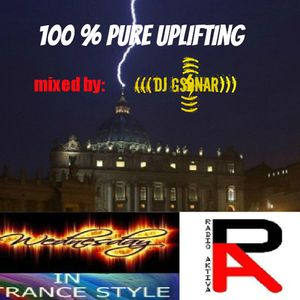 Dj Gsonar @ Radioaktiva-Wednesday In Trance Style 20-02-2013