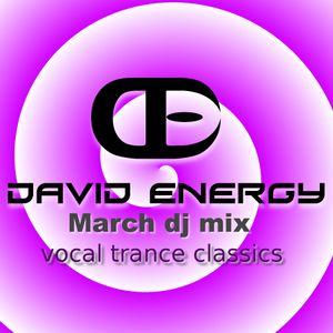 March dj mix (vocal trance classics)
