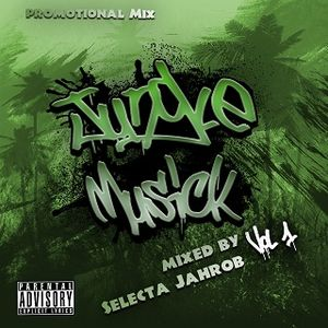 Selecta Jahrob - Jungle Musick Vol. 1
