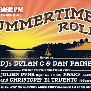 Off The Headspace presents Summertime Rolls on Base FM (7th January 2012)