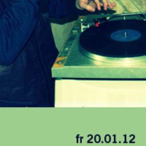 Mix for Re:Fresh Mix-CD @ New Basement
