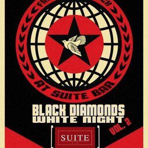 [BLACK DIAMONDS - WHITE NIGHT VOL. 2 PROMO MIX] (HOUSE) 2013 SHUFFLE