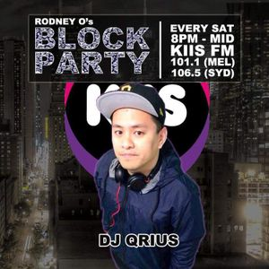 THE BLOCK PARTY (MIX 9) OLD SKOOL R&B - KIIS 106.5FM by DJ QRIUS