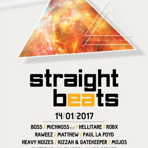 ROBX @ Straight Beats LIVE 14.1.2017