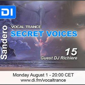 DJ Richiere - Vocal Vibes 05 DI.FM (Vocal Trance Mix)
