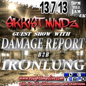 roughtempo ironlung b2b damage report mcs layor - rival - flya - sikkistmindz