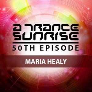 Trance Sunrise 050 - Maria Healy Guest Mix
