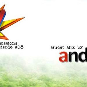 Bang!™ Sessions Podcast Episode #08 (Mexico) Guest Mix - Andru Ballota