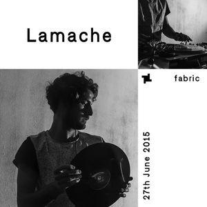 Lamache - fabric Promo Mix