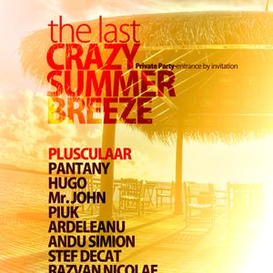 Pantany - Live @ The Last Crazy Summer Breeze (Private Party 31-08-2012)