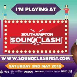 Soundclash Festival Promo mix // Summertime 2015