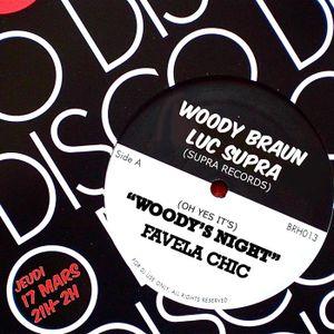 Random Party Mix # 1 / LucSupra@Woody's Night-Favela Chic