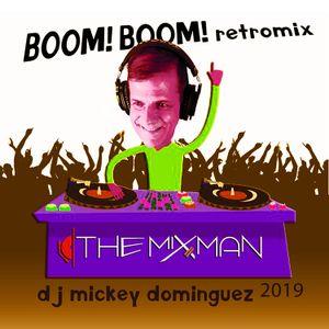 80's 90's Boom Boom Retromix! (retro energy remakes)