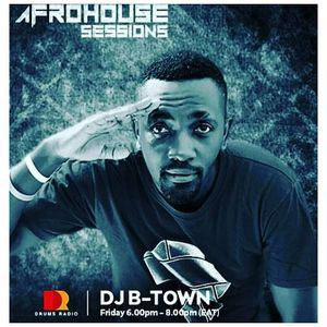 D B-Town - Drums Radio (MAY2019)