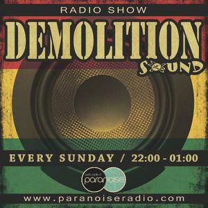 Demolition Sound radio show (northical,lorrd,anna mystic) 24/11/13