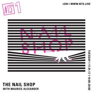 The Nail Shop - 17th January 2017
