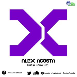 The Alex Acosta Show - EP 20 - on Mix03FM
