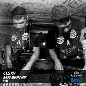 CESRV - Brasilian Bass Music for Batiskaf Radio (Ukraine) (Mixtape)