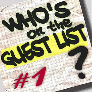 V/A - Who's On The Guest List? Vol.1 MINIMIX