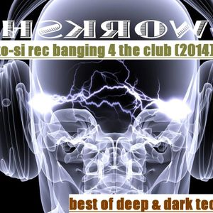 dj to-si deep-dark techno clap's deluxe mix-mission (2014-02-02)