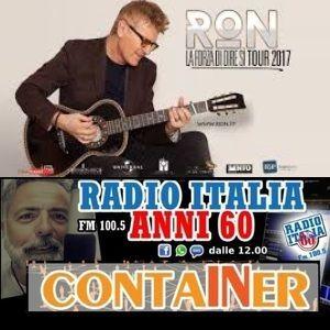 Container del 28 luglio in studio Maurizio Martinelli ospite RON