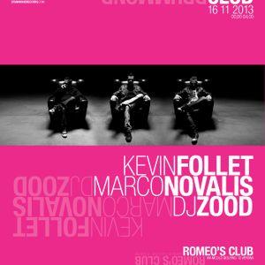 Kevin Follet @ Drummond Club #2