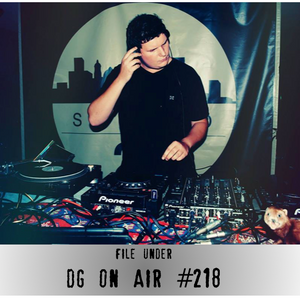 Different Grooves On Air #218 - Nicolas Franken