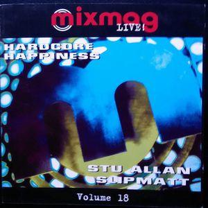 DJ Slipmatt Mixmag Live Volume 18.