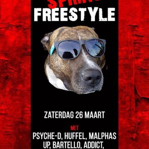 Spring Freestyle set 20160326