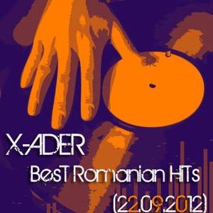 X-ADER- BesT Romanian HiTs (22.09.2012)