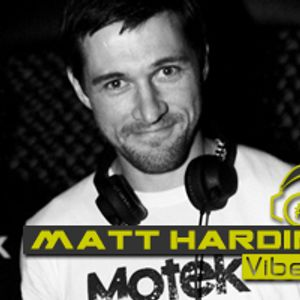 Matt Hardinge @ Vibecast Sessions #101 - VibeFM Romania