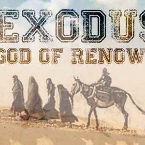 Moses Meets His Maker – Exodus 3