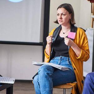 Яніна Пруденко, кураторка проектів у сфері сучасного мистецтва | Monday Talks | Urban Space Radio